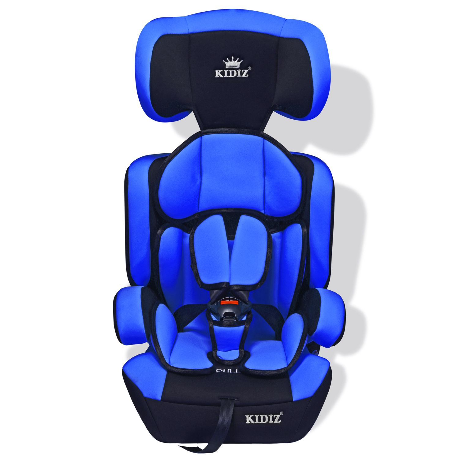 kidiz autokindersitz autositz kinderautositz 9 36 kg gruppe 1 2 3 sitz blau ebay. Black Bedroom Furniture Sets. Home Design Ideas